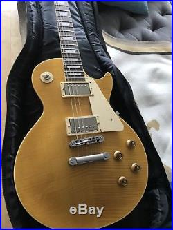 Burny RLG-85 VLD Les Paul- Upgraded with Gibson BB pickups and Grover Tuners