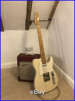 CMI Telecaster MIJ Japan Fender Texas Specials Lawsuit Guitar