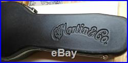 C. F. Martin OM Acoustic-Electric Guitar