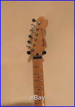 Candy Apple Red MIJ FENDER Stratocaster E-Series Made in Japan 1985-86 Excellent