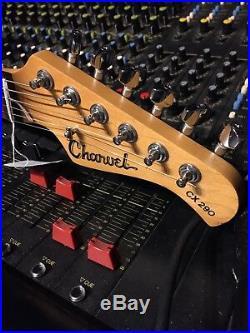 Charvel CX-290 Early 90s Ex Cond MIJ