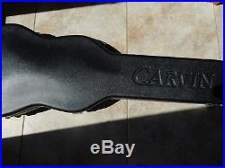 Custom Carvin DC400 Premium Electric Guitar Goldtone Hardware and MOP Inlay