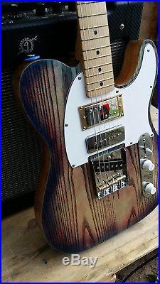 Custom Fender Squier Nashville telecaster