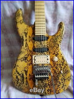 Custom NYC 48th St guitar ESP