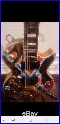 Custom Zakk Wylde The Rebel 2012 Gibson Les Paul Custom Classic Unique