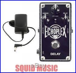 Dunlop MXR EP103 Echoplex Delay Pedal EP-3 Tape Echo ADAPTER (OPEN BOX)