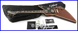 Epiphone Lee Malia Explorer Custom Artisan Solidbody Electric Guitar Gig Bag