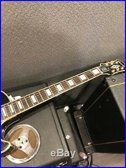 Epiphone Les Paul Custom Pro Ebony Guitar