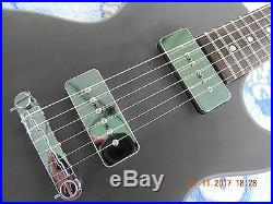 Epiphone Les Paul Special, Chrome Covered P90 Pickups, Other Upgrades