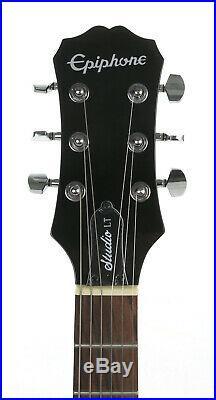 Epiphone Les Paul Studio LT Solidbody Electric Guitar Vintage Sunburst