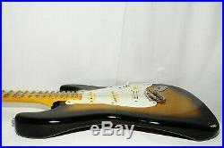 Excellent Fender Japan STD-57 Stratocaster Electric Guitar RefNo 2663