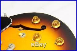 Excellent Orville ES-335 Sunburst Semi Acoustic Electric Guitar Ref No 1865
