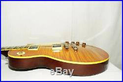 Excellent Orville Les Paul LPS80F Electric Guitar Ref No 2887