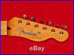 Fender 1991 USA Maple American Vintage 52 Telecaster Neck