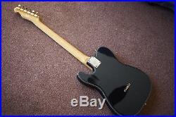 Fender 1996 50th Anniversary Tlg-70p Telecaster Custom Mij Japan Rare Tl62 Bound