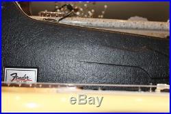 Fender'72 Reissue Stratocaster 1987 vintage blonde Fender Plus Hard case