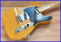 Fender American Deluxe Telecaster Ash. Butterscotch Blonde (2014)