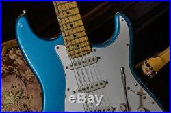 Fender American Standard Stratocaster Lake Placid Blue MN Bj. 1997 1J. Gewährlei