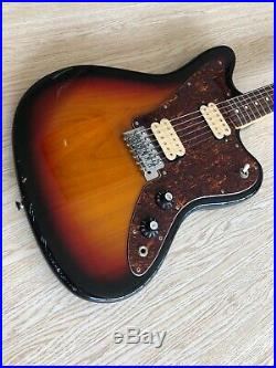 Fender Jagmaster Partscaster Kurt Cobain Guitar PRO SETUP Nirvana tribute