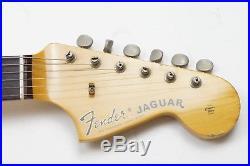 Fender Japan JG-66 JAGUAR Sunburst Humbucker MOD Mustang Bridge 1997 O Serial