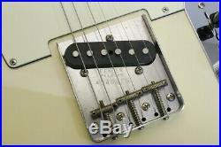 Fender Japan Telecaster'62 reissue TL62B-TX USA Texes Special PU Vintage White