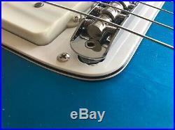 Fender Jazzmaster 62' RI Lake placid blue Very Limited Japan CIJ FULL PRO SETUP