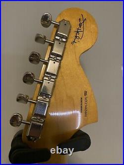 Fender Jimi Hendrix Stratocaster Electric Guitar, Maple Fingerboard