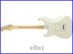 Fender Player Stratocaster Electric Guitar Polar White, Maple Fingerboard (Used)