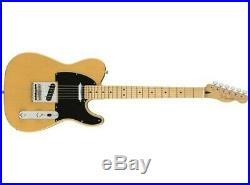 Fender Player Telecaster Electric Guitar Butterscotch Blonde (Used)