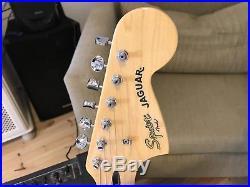 Fender Squier Jaguar