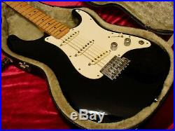 Fender Standard Stratocaster 1983 Black USA