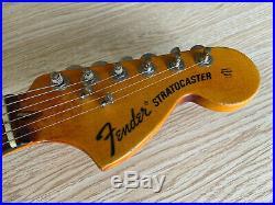 Fender Stratocaster USA Daphne Blue Heavy Relic HSS Bare Knuckle Seymour Duncan