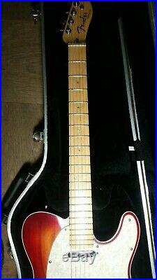 Fender Telecaster American Deluxe Electric Guitar With Case
