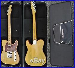 Fender Telecaster Special Edition FSR 2008 with Roadrunner Case