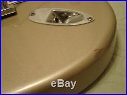 Fender USA Anniversary Lonestar Stratocaster 1996 Shoreline Gold