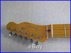 Fender japan Telecaster A Serial A guitar made in 1985-1986. Made in Japan