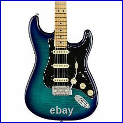 Fender stratocaster player series HSS Blue Burst plus top electric guitar 2019