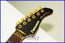 Fernandes 25th. Anniversary Full Mode Sustainer Electric Guitar Ref. No 3438