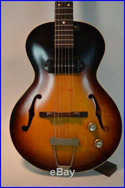 Gibson 1959 ES-125T 3/4 Sunburst Electric Archtop Guitar