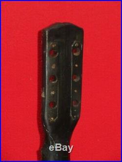 Gibson 1964 Black Dual Pickup Melody Maker Body & Neck