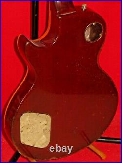 Gibson 1978 Wine Red Les Paul Deluxe Body & Neck
