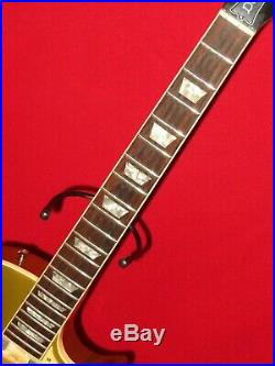Gibson 1979 Gold Top Les Paul Deluxe Body & Neck