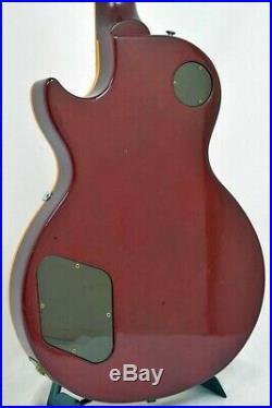 Gibson 1993 Les Paul Standard Cherry Sunburst