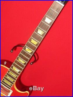 Gibson 2002 USA Cherry Burst Les Paul Classic Body & Neck