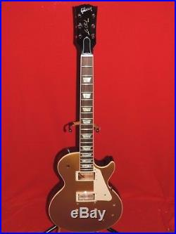 Gibson 2011 Gold Top Les Paul Traditional Body & Neck
