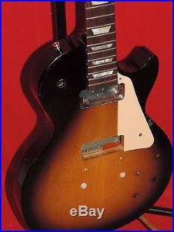 Gibson 2011 Sunburst Les Paul 60's Tribute Body & Neck