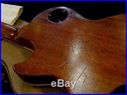 Gibson 50s Les Paul Standard Faded 2005 Sunburst 1 piece Mahogany USA