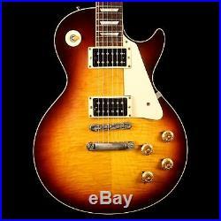 Gibson Custom Shop 1959 Les Paul Reissue Tobacco Sunburst Slash Owned and Toured