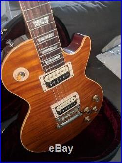 gibson custom shop les paul slash afd serial number afd 264 used electric guitars. Black Bedroom Furniture Sets. Home Design Ideas