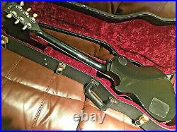 Gibson Custom Shop Les Paul Standard Joe Perry BoneYard VOS PAF with CS Bone Case